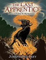 Cover image for The last apprentice. A coven of witches