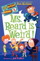 Cover image for Ms. Beard is weird!