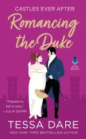 Cover image for Romancing the duke