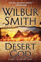 Cover image for Desert god