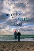 Cover image for Maybe one day