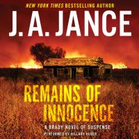 Cover image for Remains of innocence