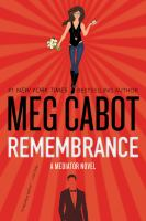 Cover image for Remembrance