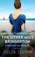 Cover image for The other Miss Bridgerton