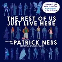 Cover image for The rest of us just live here