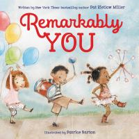 Cover image for Remarkably you