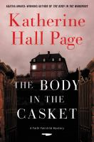 Cover image for The body in the casket : a Faith Fairchild mystery
