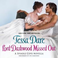 Cover image for Lord Dashwood missed out