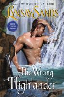 Cover image for The wrong highlander