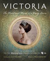 Cover image for Victoria : the heart and mind of a young queen