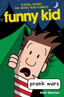Cover image for Funny kid. Prank wars