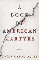 Cover image for A book of American martyrs