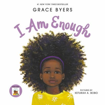 Cover image for I am enough