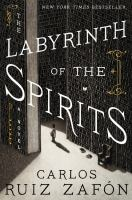 Cover image for The labyrinth of the spirits : a novel