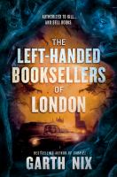 Cover image for The left-handed booksellers of London