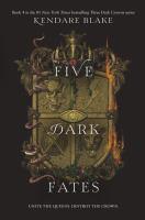 Cover image for Five dark fates