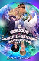 Cover image for The School for Good and Evil. A crystal of time