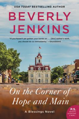 Cover image for On the corner of Hope and Main : a blessings novel
