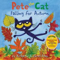 Cover image for Pete the Cat. Falling for autumn