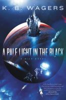 Cover image for A pale light in the black