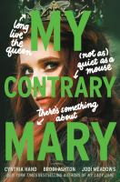 Cover image for My contrary Mary