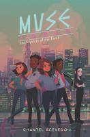 Cover image for Muse squad. The mystery of the tenth