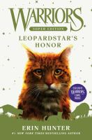 Cover image for Warriors : super edition. Leopardstar's honor