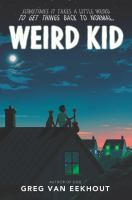 Cover image for Weird kid