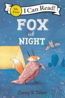 Cover image for Fox at night