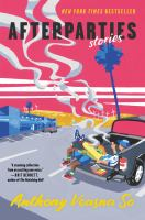 Cover image for Afterparties : stories