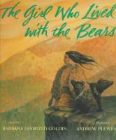 Cover image for The girl who lived with the bears