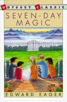 Cover image for Seven-day magic