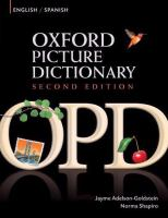 Cover image for Oxford picture dictionary. English/Spanish