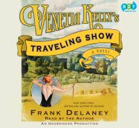 Cover image for Venetia Kelly's traveling show : a novel