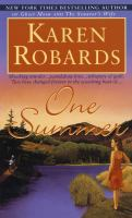 Cover image for One summer