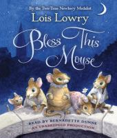 Cover image for Bless this mouse