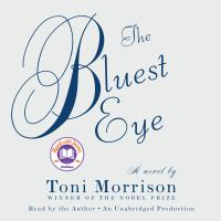 Cover image for The bluest eye : [a novel]