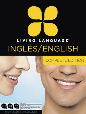 Cover image for Inglés/English. Volume 3. Avanzado/advanced.