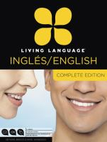 Cover image for Inglés/English. Volume 2. Intermedio/intermediate.