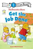 Cover image for The Berenstain Bears get the job done