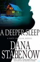 Cover image for A deeper sleep