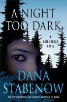 Cover image for A night too dark