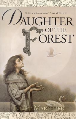Cover image for Daughter of the forest BOOK CLUB #22