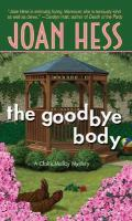 Cover image for The goodbye body