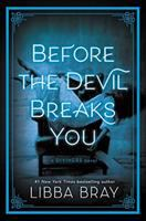 Cover image for Before the devil breaks you : a Diviners novel