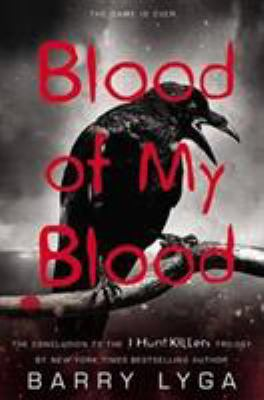 Cover image for Blood of my blood