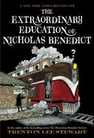Cover image for The extraordinary education of Nicholas Benedict