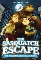 Cover image for The sasquatch escape