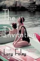 Cover image for The invitation : a novel