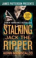 Cover image for Stalking Jack the Ripper